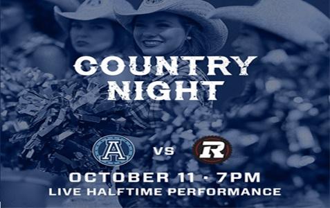 Argo's Country Night