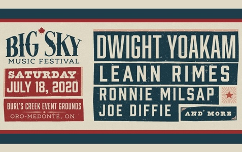 CANCELLED - Big Sky Music Festival