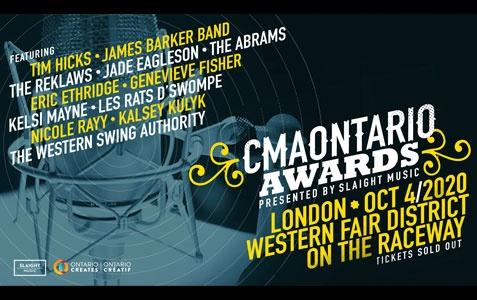 CMAOntario Awards
