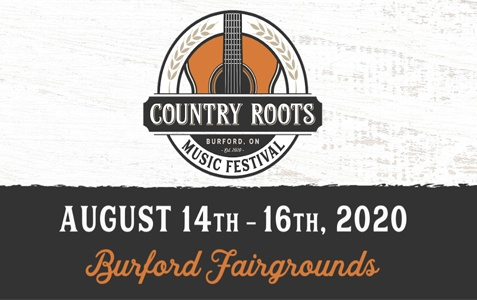 POSTPONED - Country Roots Music Festival