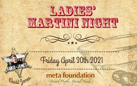 2021 LADIES' MARTINI NIGH...