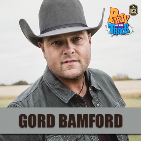 Gord Bamford at the Norfolk Country Fair
