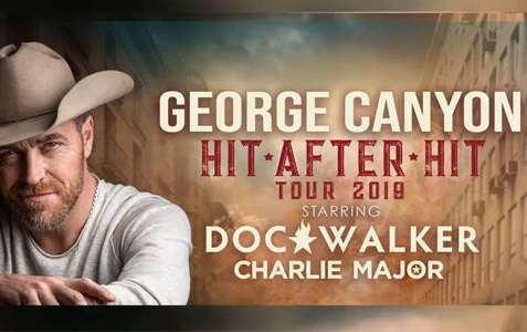 George Canyon Hit After H...