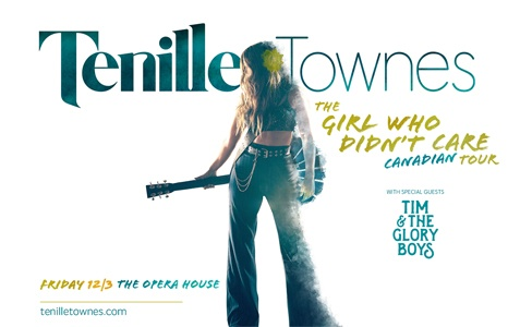 Tenille Townes - The Girl Who Didn't Care Tour