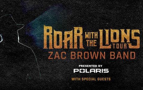 Zac Brown Band [CANCELLED...